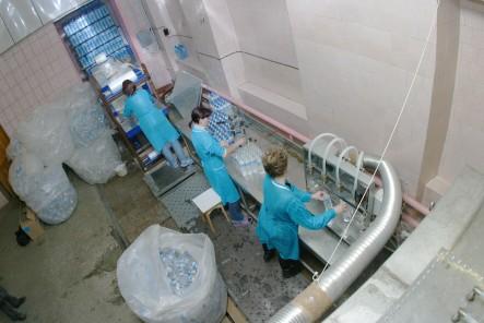 Оборудование для розлива и упаковки молочных продуктов